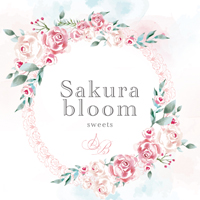 お菓子教室 Sakura bloom sweets