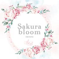 お菓子教室 Sakura bloom sweets